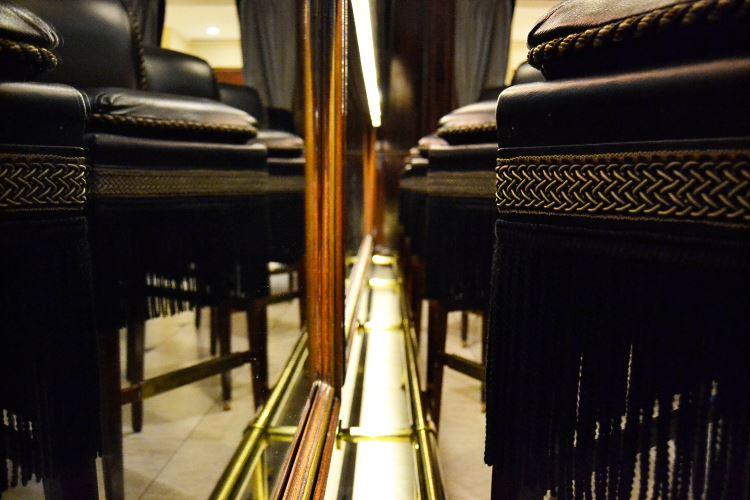 Luxury bar chairs