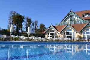 La piscine du Renaissance