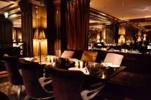 Cosy restaurant - Westin Paris