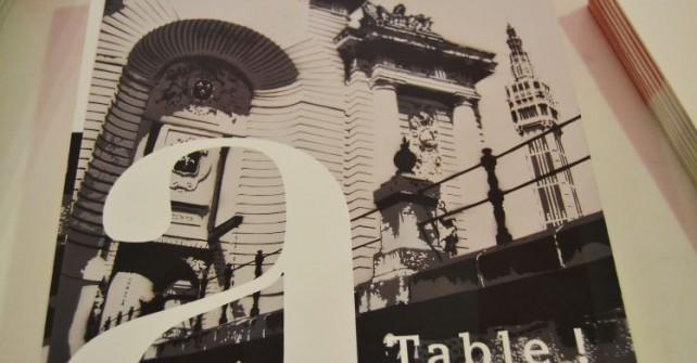 La Terrasse du Parc Buffet at the Lille Barrière hotel