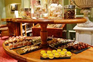 Gourmandises d'après dessert