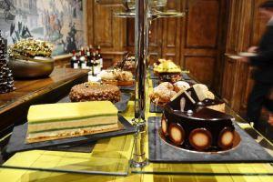 Tartes et gâteaux délicieusement audacieux