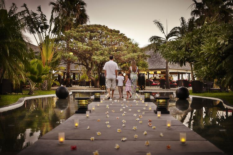 Luxury Hotel Palm & Spa - Reunion Island