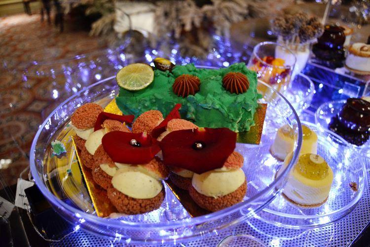 Audacious pastries