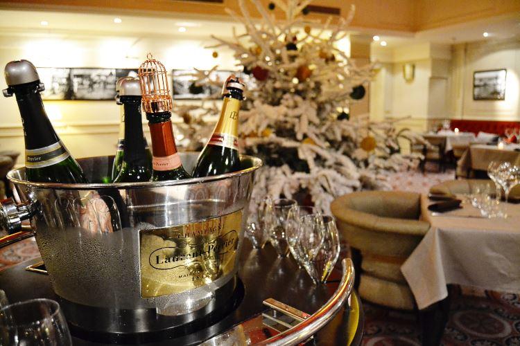 Laurent Perrier champagnes
