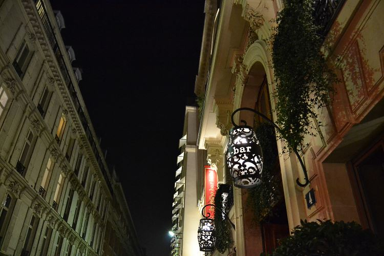 Buddha Bar Hotel Paris