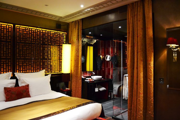 Buddha Bar Hotel Paris – Superior Room