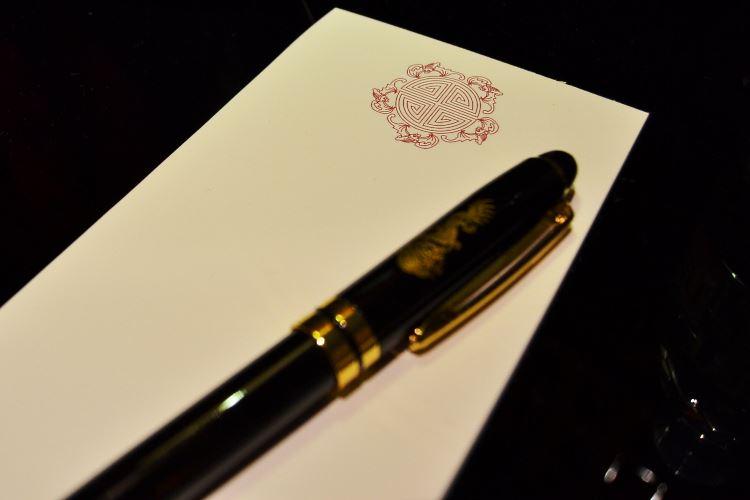 Buddha Bar pen