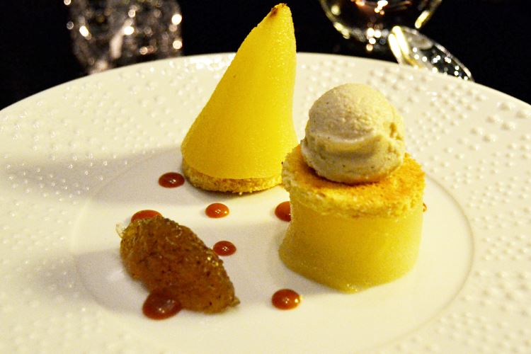 Dessert La Chinoiserie Patrick Charvet