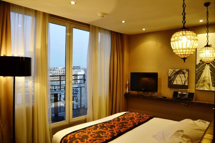 Hôtel Etoile Saint-Honoré Paris – Suite Prestige