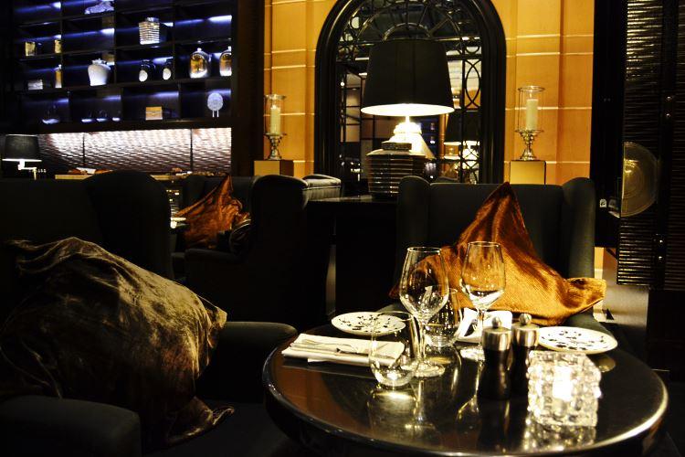 Hyatt Paris Madeleine restaurant La Chinoiserie