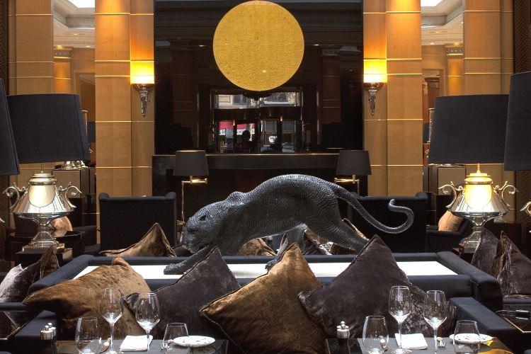 La Chinoiserie restaurant Hyatt Paris Madeleine 1