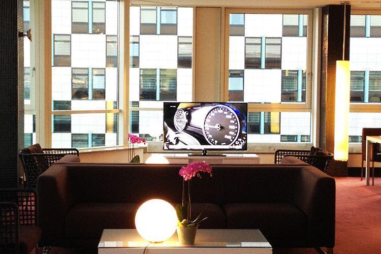 Lounge InterContinental Berlin