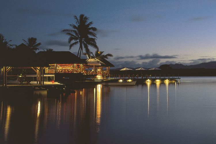 Mauritius restaurant Indian Pavillon One Only Le Saint Geran