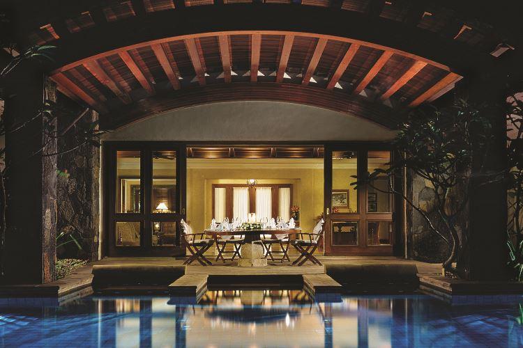 Mauritius villa One Only Le Saint Geran