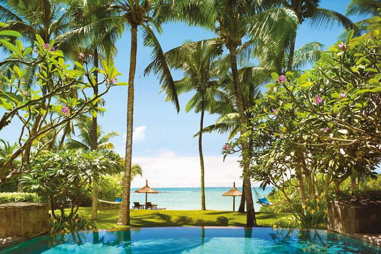 One Only Mauritius Le Saint Geran pool