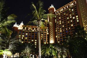 Atlantis Dubai entrance