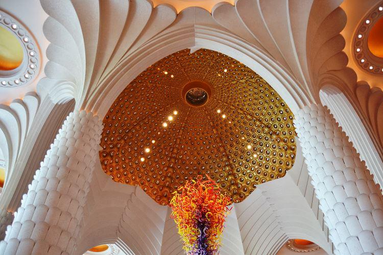 Atlantis Dubai lobby