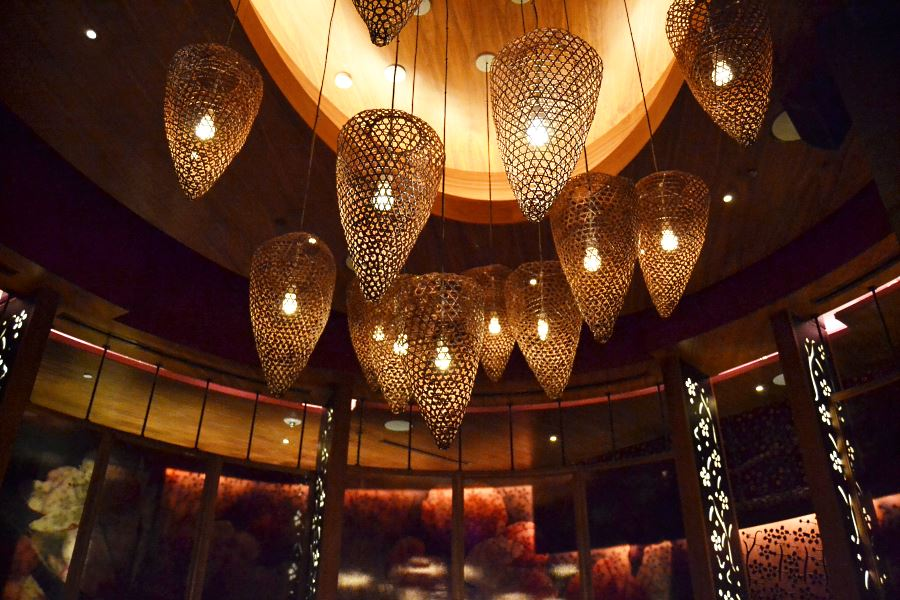 Nobu Dubai bar