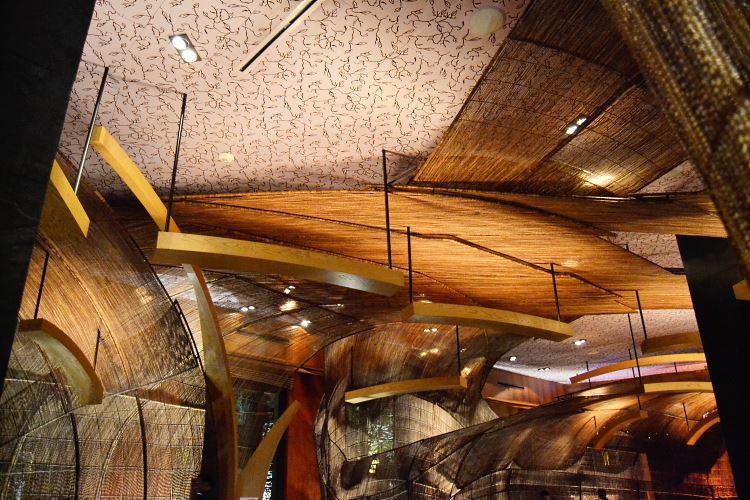 Nobu ceiling Dubai