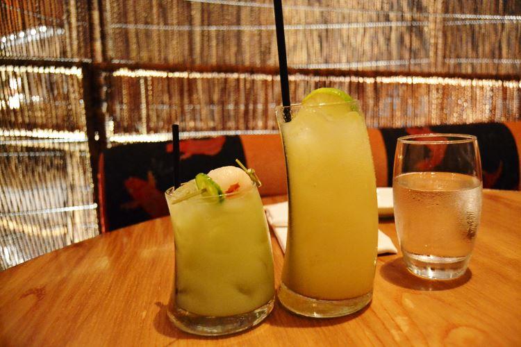 Nobu cocktails