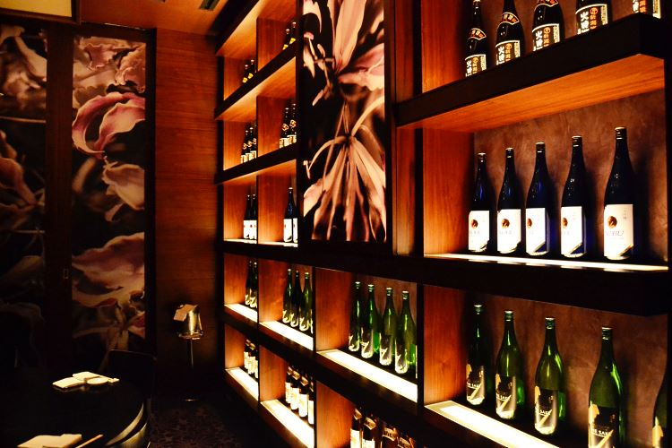 Nobu private dining room Dubai