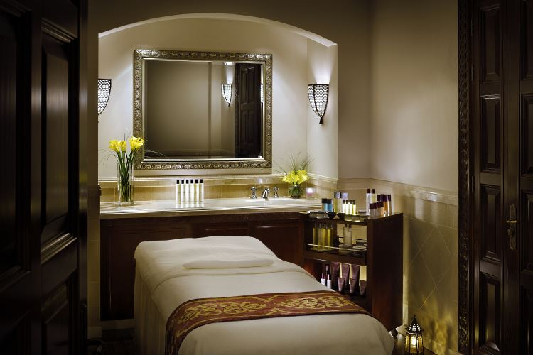 One&Only Royal Mirage Spa Treatment Room