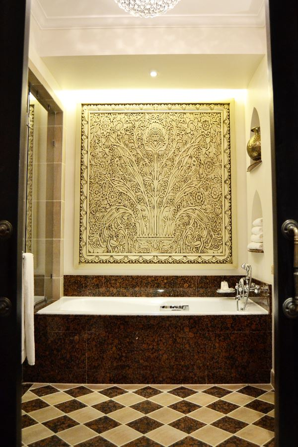 Royal Mirage Dubai bathroom