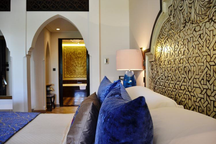 Chambre Royal Mirage Dubaï