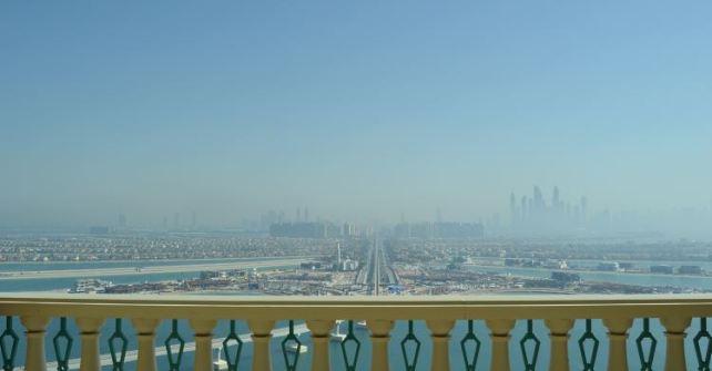 La suite Royal Bridge de l'hôtel Atlantis The Palm à Dubaï