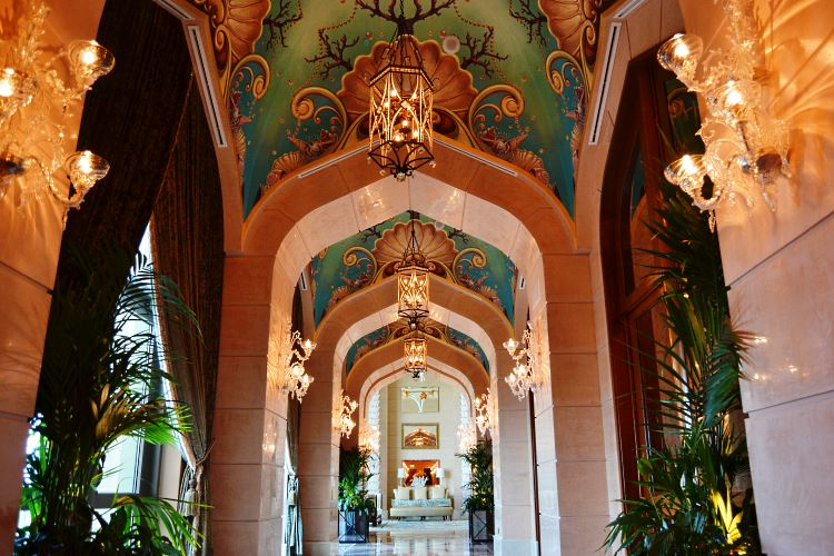 La Royal Bridge Suite Atlantis The Palm Dubaï