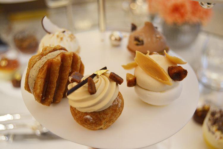 Desserts de Christophe Michalak