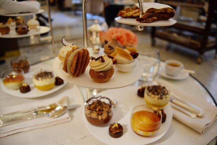 Christophe Michalak pastries