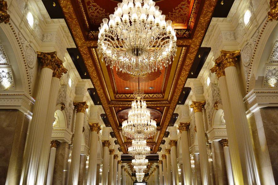 Jumeirah Zabeel Saray Dubai Imperium restaurant