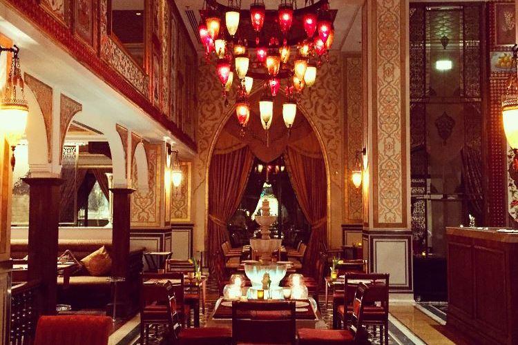 Lalezar restaurant - Jumeirah Zabeel Saray Dubai