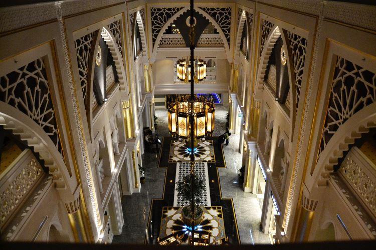 Jumeirah Zabeel Saray Dubai hotel