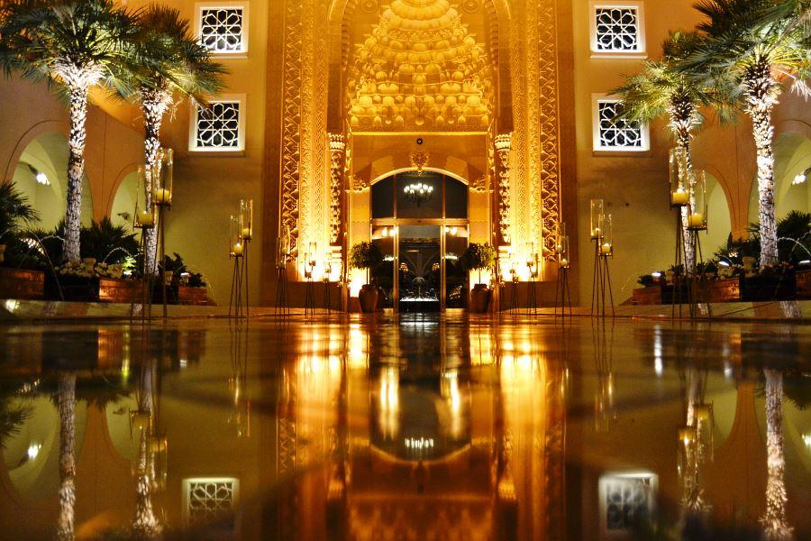 Jumeirah Zabeel Saray Dubaï hôtel de luxe
