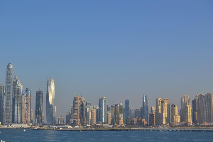 Jumeirah Zabeel Saray Dubai sea view