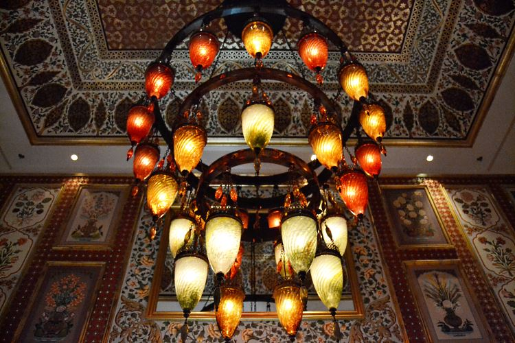 Jumeirah Zabeel Saray Dubai Turkish restaurant
