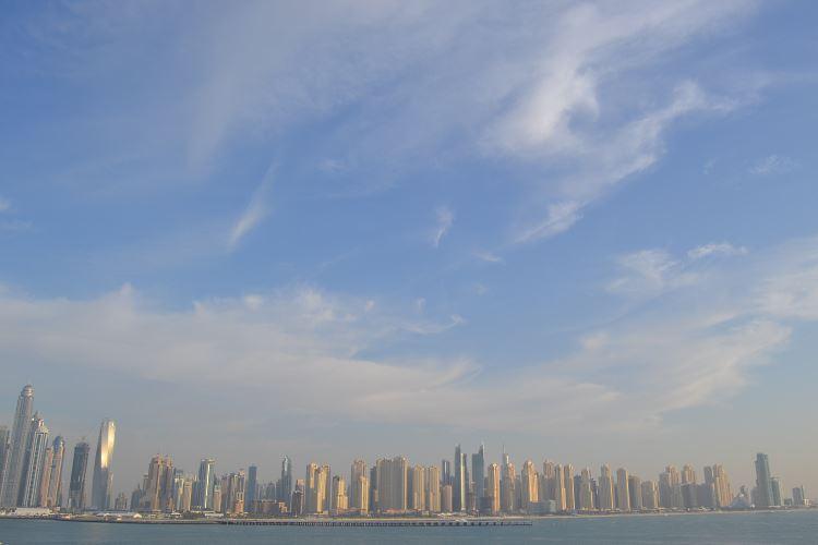 Jumeirah Zabeel Saray Dubai view