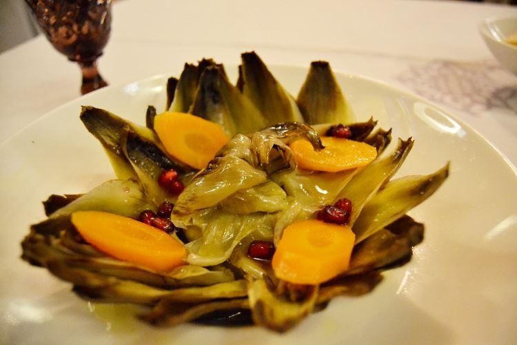 Lebanese artichoke