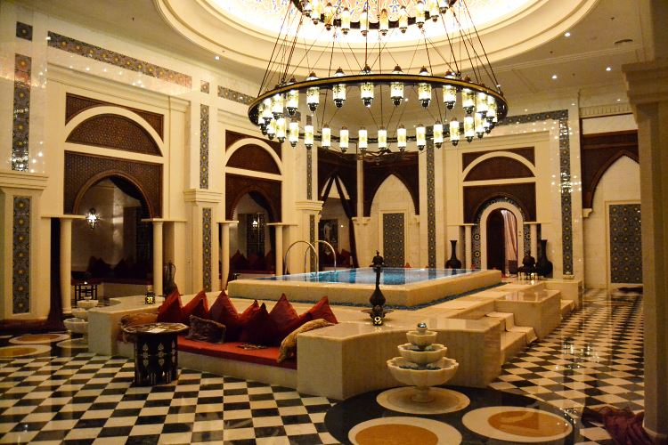 Talise Ottoman Spa Zabeel Saray Dubai