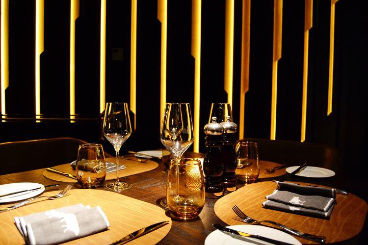 The Rib Room steak house restaurant Dubai