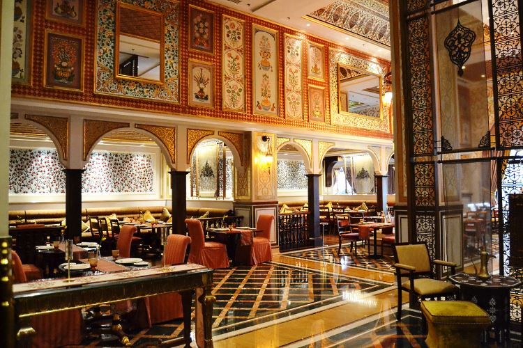 Zabeel Saray Dubai Turkish restaurant