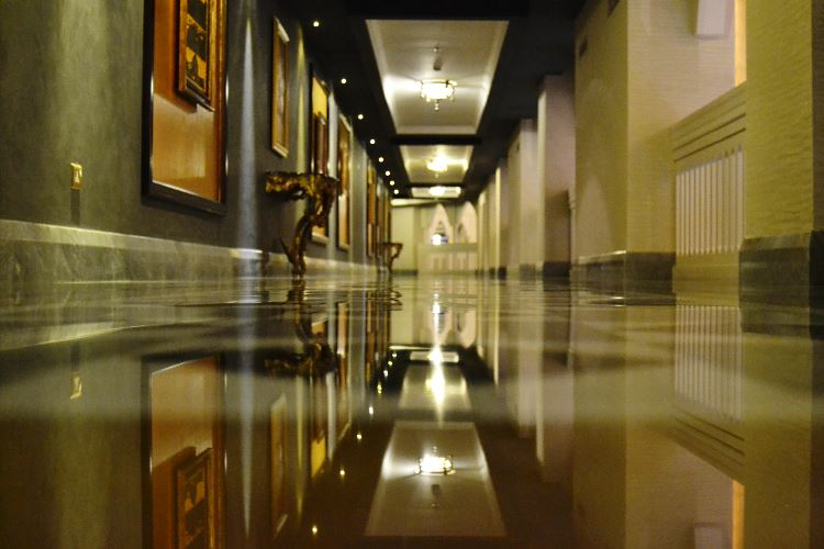 Zabeel Saray Dubai corridor 1