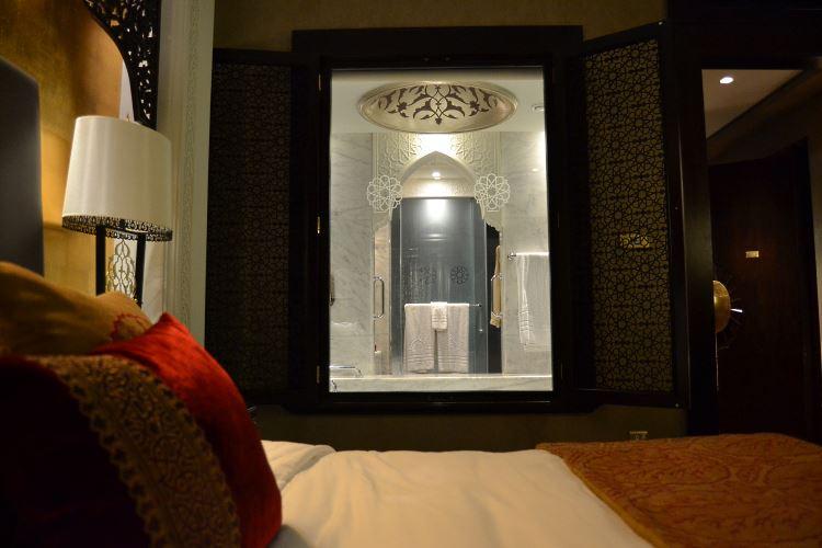 Zabeel Saray Dubai room