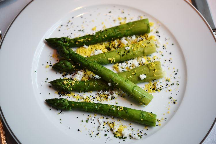 Asparagus La Bauhinia Paris