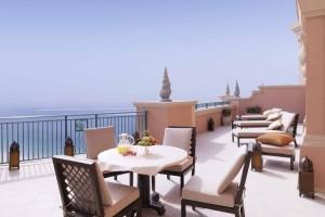 Grand Atlantis Suite Balcony