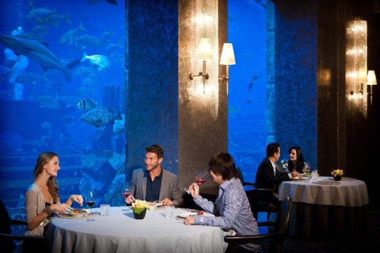 Atlantis The Palm - Ossiano Restaurant