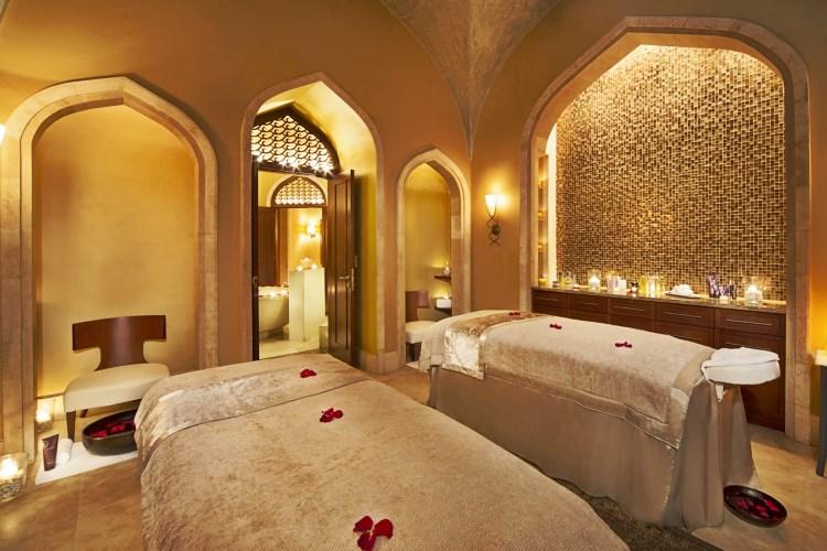 Atlantis The Palm - ShuiQi Spa Treatment Room